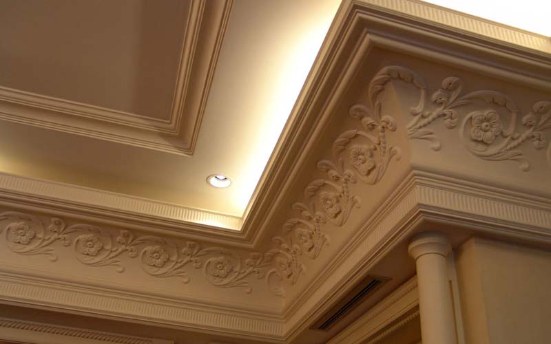 Gypsum Wall Board ~ Ceiling with gypsum board mel group